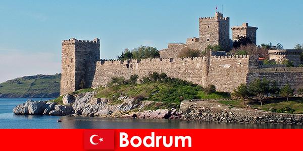 在土耳其博德鲁姆度假