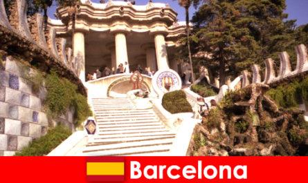 巴塞罗那游客的最佳亮点和景点