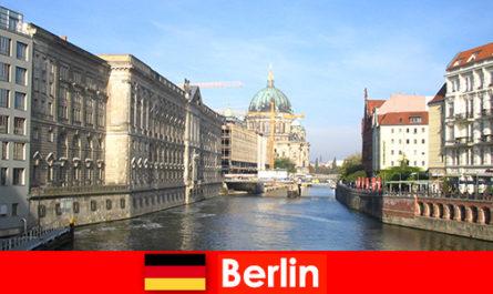 在德国柏林带孩子的家庭度假提示
