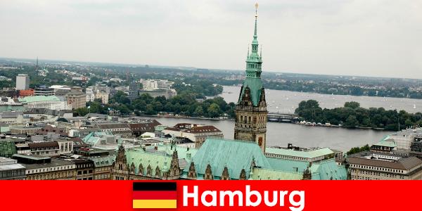 前往汉堡市里佩尔班的旅行和娱乐