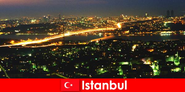 伊斯坦布尔市为游客总是值得一游