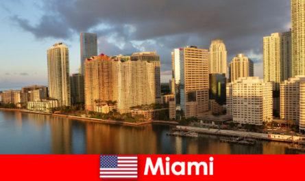 在美国度假 - 在迈阿密的体验和提示