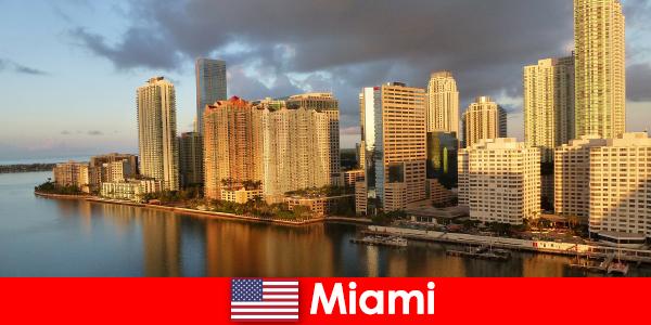 在美国度假 – 在迈阿密的体验和提示