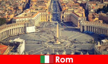 何时访问罗马 - 天气,气候和建议
