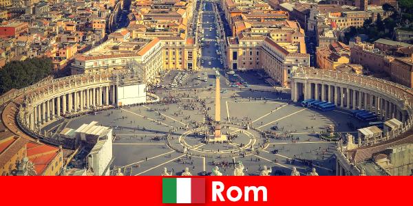何时访问罗马 – 天气,气候和建议