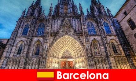 巴塞罗那用几千年文化见证来激励每一位客人