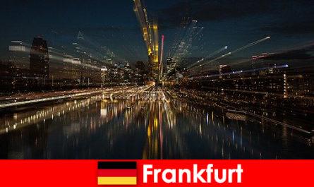 法兰克福欧洲外国人在德国的交通枢纽