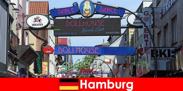 汉堡里珀班 – 夜生活妓院和护送服务性旅游