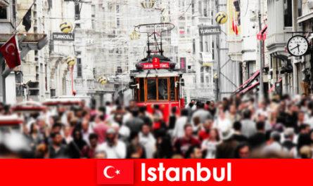 伊斯坦布尔观光信息和旅游提示