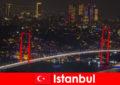 伊斯坦布尔的酒吧、酒吧和青少年俱乐部的夜生活