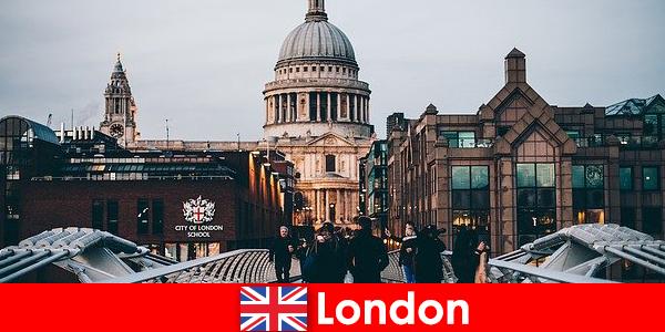 伦敦拥有世界知名的现代博物馆,可免费入场