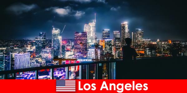 前往洛杉矶为首次游客考虑什么