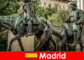马德里是每个艺术博物馆爱好者的拉人