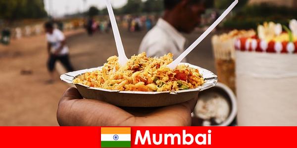 孟买是一个为游客闻名于人的地方,其街头小贩和食品类型