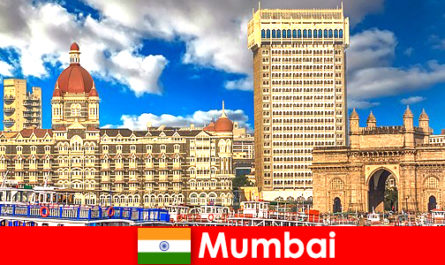 孟买是印度经济和旅游业的重要大都市