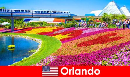 奥兰多,美国旅游之都,拥有众多主题公园