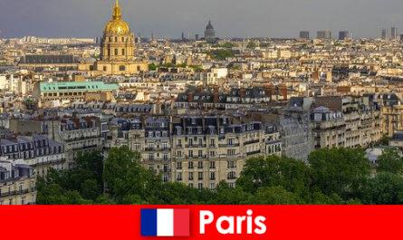 游客喜欢巴黎市中心,有展览和艺术画廊