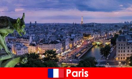 巴黎一座对建筑有着特殊魅力的艺术家城市