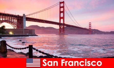 体验豪华假期在美国旧金山