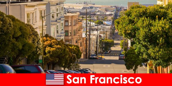 旧金山的气候和什么时候是参观的最佳时间