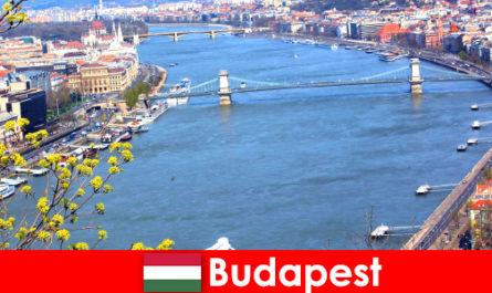 匈牙利布达佩斯是沐浴和健康假期的热门旅游提示