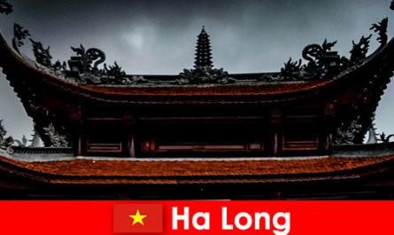 哈龙在陌生人中被称为文化之城