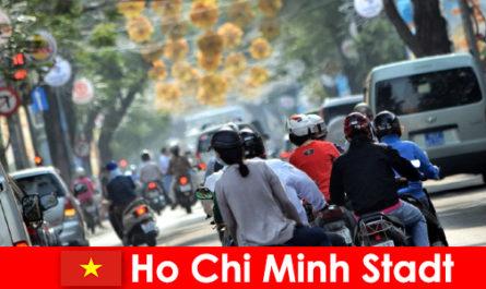 胡志明市 HCM 或 HCMC 或 HCM 城是著名的唐人街