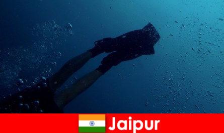 斋浦尔的水上运动是潜水员的最佳提示