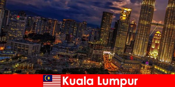吉隆坡总是东南亚旅客的旅游价值
