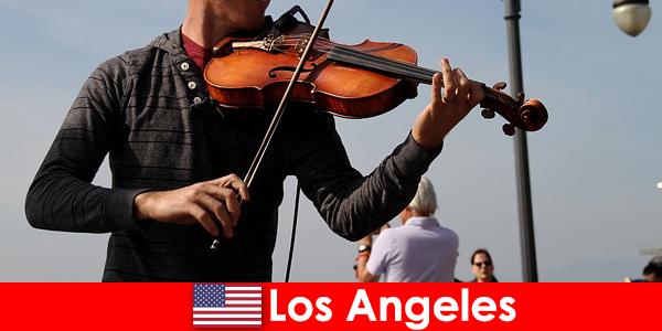 洛杉矶国际游客景点