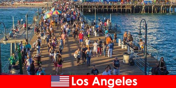 专业导游的顶级乘船游览和乘坐在洛杉矶