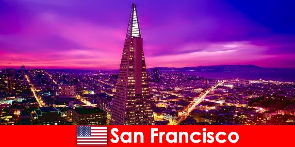 旧金山是移民充满活力的文化和经济中心