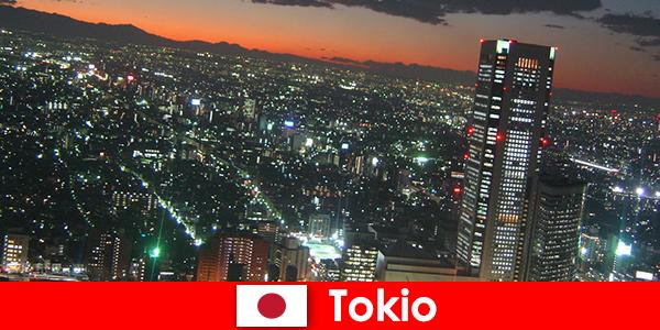 陌生人喜欢东京 – 世界上最大和最现代化的城市