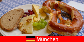享受德国慕尼黑文化之旅,享用啤酒、音乐、民间舞蹈和当地美食