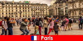 大多数陌生人来巴黎是为了了解对方