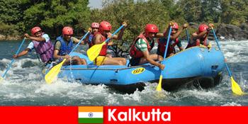 印度加尔各答现役运动员的廉价旅行