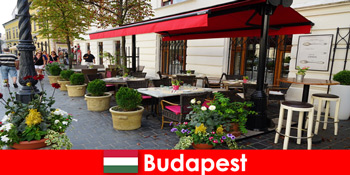 布达佩斯匈牙利短途度假目的地,游客可品尝美食