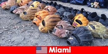 前往美国迈阿密体育公园的游客梦想假期