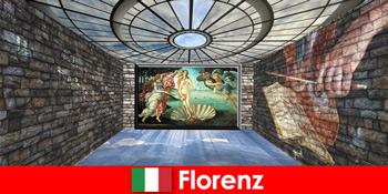 佛罗伦萨意大利城市之旅为老大师的艺术爱好者