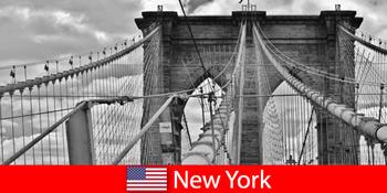 自发出国旅行到世界大都市纽约美国