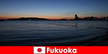 通过福冈体验日本美丽的城市与团体区域旅游