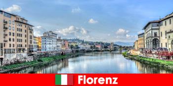 佛罗伦萨意大利品牌城市为许多陌生人