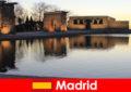 欧洲学生前往西班牙马德里的热门目的地