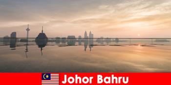 预订酒店预订在柔佛巴鲁马来西亚总是在市中心